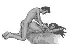 Postura del tornillo